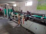 untrosonic non woven bag production line