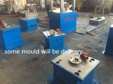 ready mould will delivery