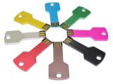 Cheapest Key Shape USB Flash Drive Metal USB Stick