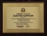 2015 Made in China Certified Supplier