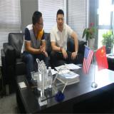 HVAC INFONET INTERVIEWED THOMOS CEO JASON WANG