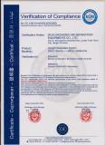 CE of Oxygen Generator