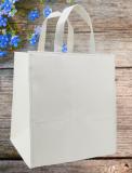 washable paper bag storage handbag