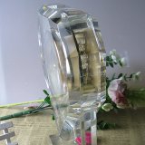 2 Crystal clock sideview