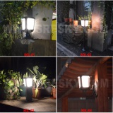 Sresky Garden Light Series Project and Case