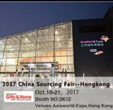 2017 China Sourcing Fair--Hongkong