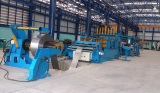 transformer corrugation fin production line fin folding &auto welding