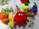 Fruit and vegetable plush toy