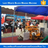 QT40-3 Egg laying block making machine in canton fair