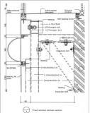 IDEABOND Aluminium composite panel installation FIXED WINDOW SECTION