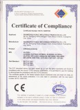 CE certificate of huale inflatable products-2