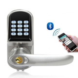 Bluetooth Smart Door Lock with Password / Key UL-300BL
