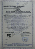 HJM LED Tube FCC Certification