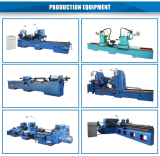 SPD Belt conveyor idler roller machining equipments