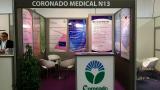 Coronado Medical exhibited at Euro PCR 2014