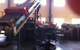 Rubber Extruding Machine