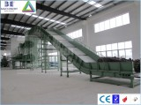 ZHONGSHAN car shell recycling line successful acceptance