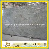 Precut Polished Sea Wave Green Granite Gangsaw Slab