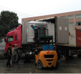 Drive-Thr Booth Loading From Our Factory to New Zealand