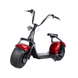 1000W 60V 2 wheel Lithium battery electric scooter harley