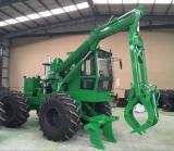 Sugarcane and wood loader for agriculture 7600