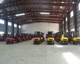 Forklift in Stock