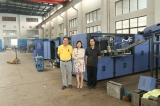 Juice Filling Machine and Blowing Machine for Indonesia