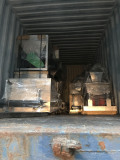 Twin Screw Extruder compounding Machine shipped to UK