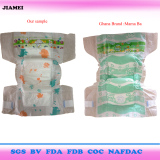 Hot sell baby diapers in Ghana