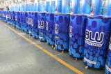 Apex Can Cooler on Produce Line