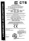 CE Certificates(04)