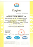 ISO9001 for Webbing Sling, Polyester Rigging Processing