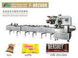 DBZ-600 Automatic high Speed snack food pillow packing machine