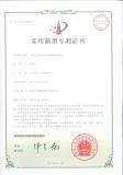 Patent certificate-17