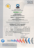 Euro GAP certificate