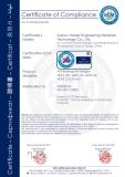 CE certificate for spherical bearing