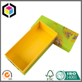 Lift Off Lid Rigid Cardboard Gift Paper Box