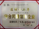 Company Creditable Certificate
