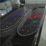 polycarbonate panel with silkscreen printing