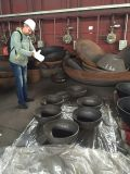 Exports of Ukraine Carbon Steel Hemispherical Ends Heads