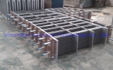 Heat Exchanger Production Area