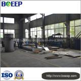 raw material processing