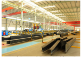 Product capacity on steel structure