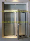 European Style Wood Aluminium Window