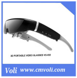 The best selling video glasses model with 98inch virtual screen