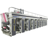 High speed 8 color rotogravure printing machine 150m/min