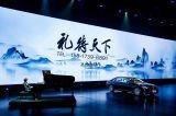 2017 China car exhibiton show backup