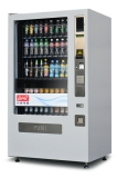 Vending machine with elevator