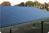 Thin film flexible Solar Laminates install on Membrane waterproof roof materials