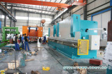 Large machine tool: Double-unit press brake is loading into the container today